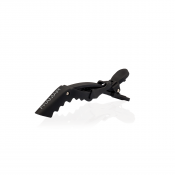 Framar Rubberized Jaw Clip Black