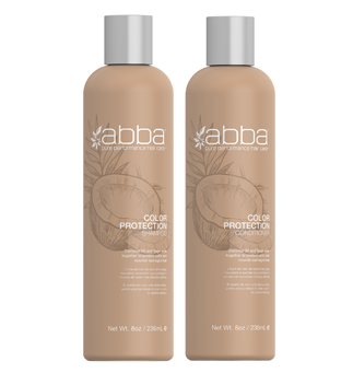 Abba Holiday Duo Color Shampoo/Conditioner