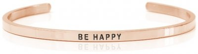 Be Happy rose gold (Svea Collection)