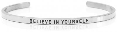 Believe In Yourself steel (Svea Collection)