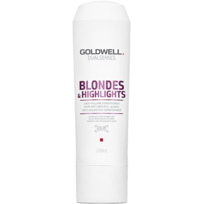 Goldwell Dualsenses Blondes and Highlights AntiYellow  Conditioner / Balsam 200 ml