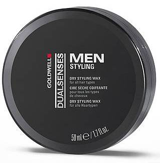 Goldwell Dualsenses For Men - För Män Dry Styling Wax, Hårvax