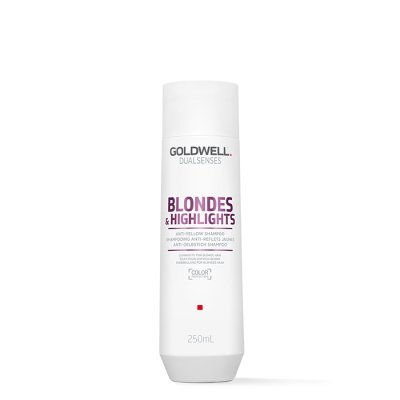 Goldwell Dualsenses Blondes and Highlights Anti Yellow Schampo