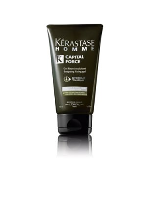 Kerastase Homme Capital Force Sculpting Fixing Gel 150 ml