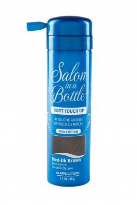 Salon in a Bottle Medium Dark Brown 60ml