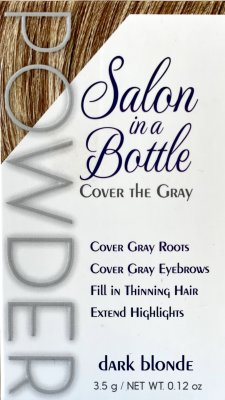 Salon in a Bottle Powder Dark Blond 3,5g