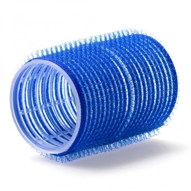 Hårrullar   Kardborrespolar blå 40mm ... c8113b8f8b245
