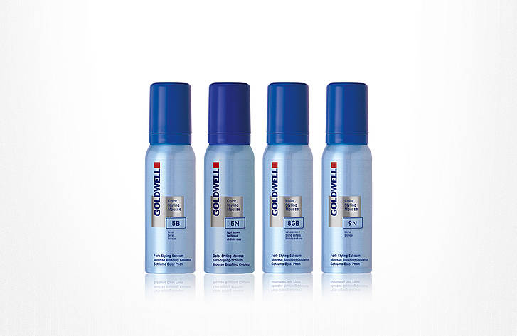 Goldwell Colorance Styling Mousse 75 Ml